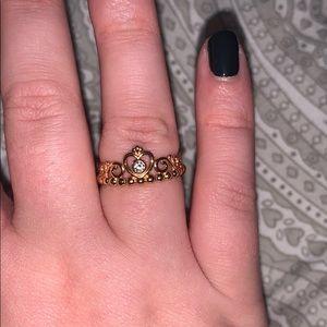Pandora My Princess ring in rose gold